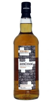 AnCnoc Peter Arkle Bricks Single Malt Scotch Whisky