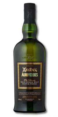 Ardbeg Auriverdes Limited Edition Single Malt Scotch Whisky