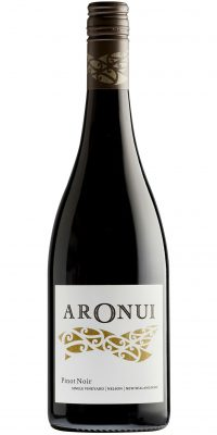 Aronui Single Vineyard Nelson Pinot Noir