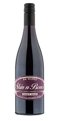 BK skin bone pinot noir