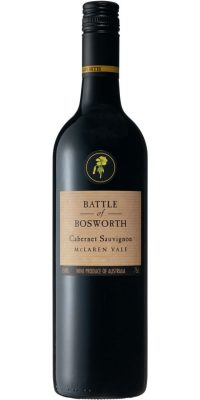 Battle of Bosworth McLaren Vale Cabernet Sauvignon