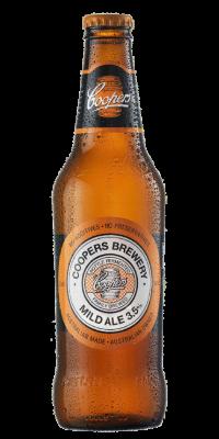 Coopers Mild Ale 3.5%