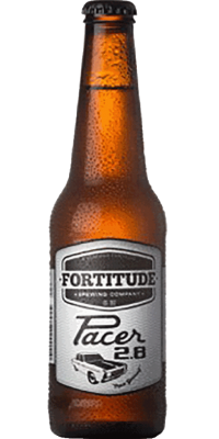 Fortitude Pacer 2.8 light beer