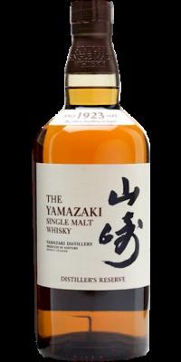 Yamazaki Distillers Reserve Single Malt Japanese Whisky