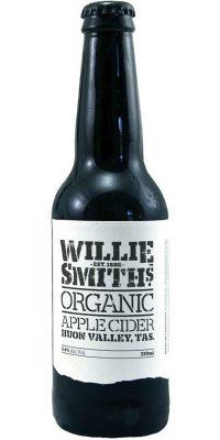 Willie Smith's Organic Apple Cider