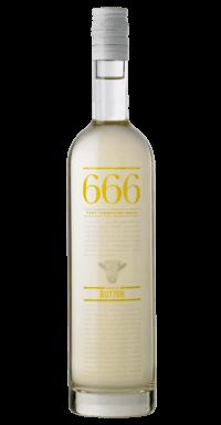 666 Butter Vodka