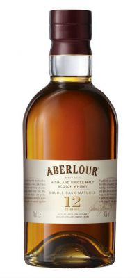 Aberlour 12 Yr Old Double Cask Matured Single Malt Scotch Whisky