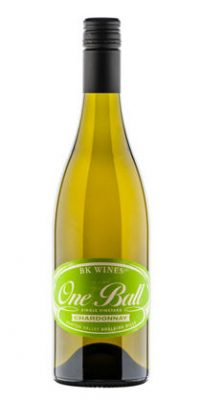 BK Wines One Ball Adelaide Hills Chardonnay