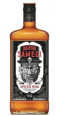 Baron Samedi Spiced Rum