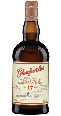 Glenfarclas 17 Year Old Single Malt Scotch Whisky