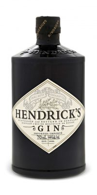 Hendricks Small Batch Hand Crafted Gin