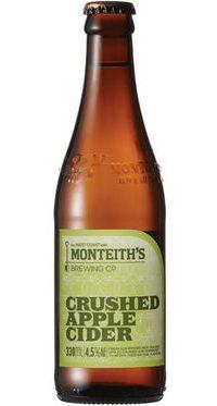 Monteiths Crushed Apple Cider