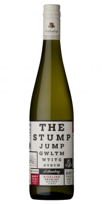 dArenberg The Stump Jump Riesling