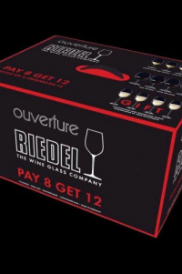 Riedel Ouverture Value Pack glassware