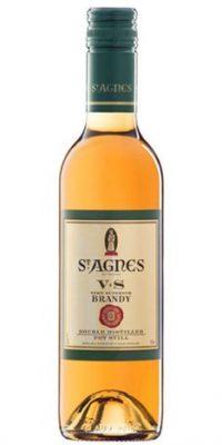 ST Agnes VS Brandy