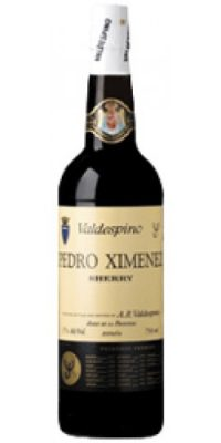 Valdespino Pedro Ximenez Yellow Label Sherry