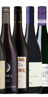 Pinot Noir Mixed 6 pack wine