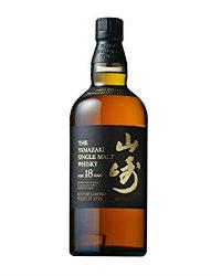 Yamazaki 18 Year Old Japanese Whisky